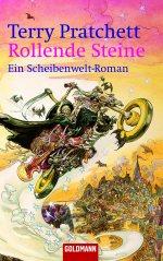 Rollende Steine - Roman der bizarren Scheibenwelt 15