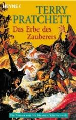 Das Erbe des Zauberers - Roman der bizarren Scheibenwelt 2