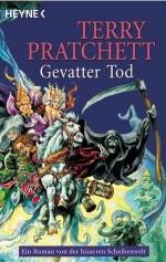 Gevatter Tod - Roman der bizarren Scheibenwelt 3