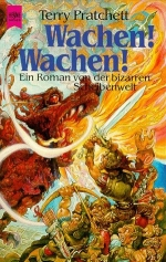 Wachen Wachen - Roman der bizarren Scheibenwelt 6